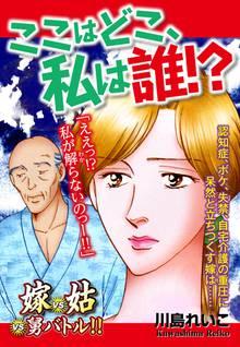 無料マンガ:嫁vs姑vs舅バトル!! ここはどこ、私は誰!?